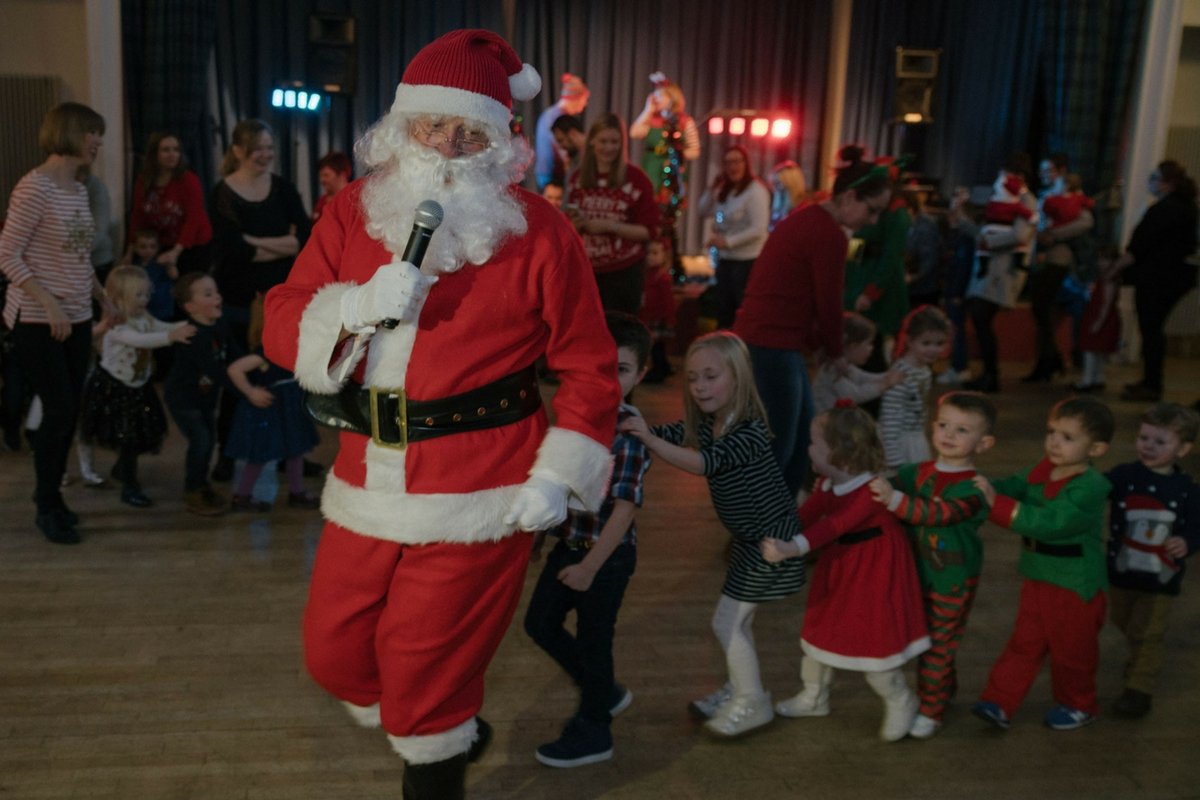 Sing Along With Santa - 22nd December 2019