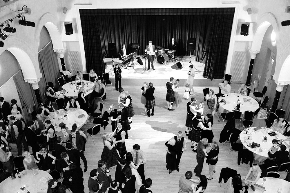Wedding Receptions In Glasgow