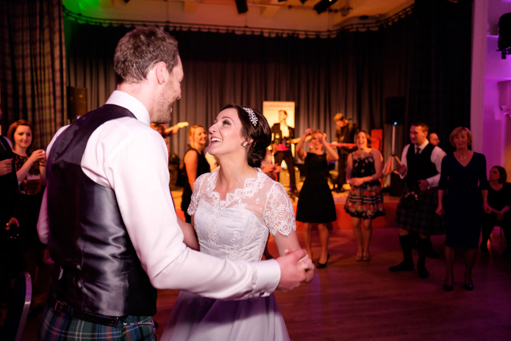 Wedding Packages at The National Piping Centre