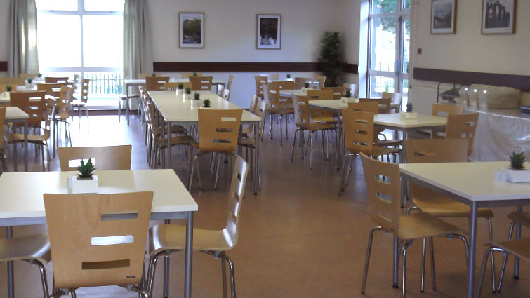 Inverness Catering Dining Room