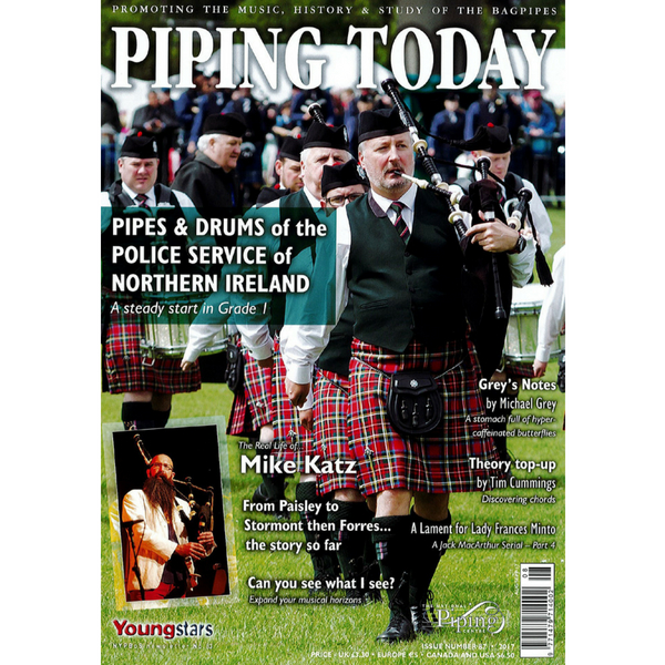 Piping Today
